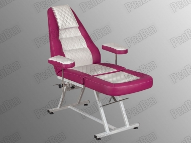 Seats, backrest and footrest movable portion