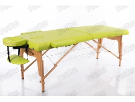 Restpro Classic 2 Zeytin Yeşili Taşınabilir Çanta Tipi Masaj Masası