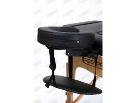 Restpro Classic 2 Siyah Taşınabilir Çanta Tipi Masaj Masası