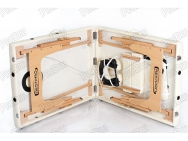 Restpro Classic 2 Krem Taşınabilir Çanta Tipi Masaj Masası