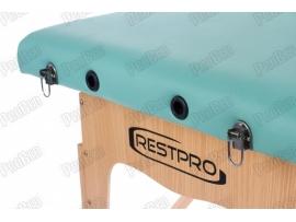 Restpro Classic 2 Turkuaz Taşınabilir Çanta Tipi Masaj Masası