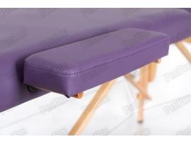 Restpro Classic 2 Mor Taşınabilir Çanta Tipi Masaj Masası