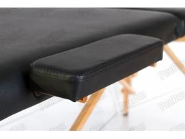Restpro Classic 3 Siyah Taşınabilir Çanta Tipi Masaj Masası