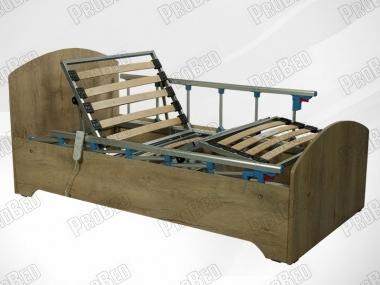 Hazal деревянные 2 Моторизованные Электрический подвижной спинкой кровати и системы