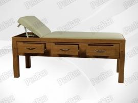 Деревянный Стол 3 Ящика