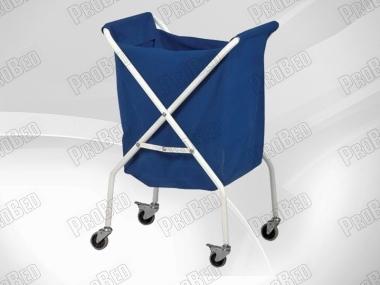 The Folding Laundry Cart