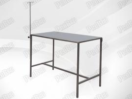 Edelstahl Veterinär-Tabelle
