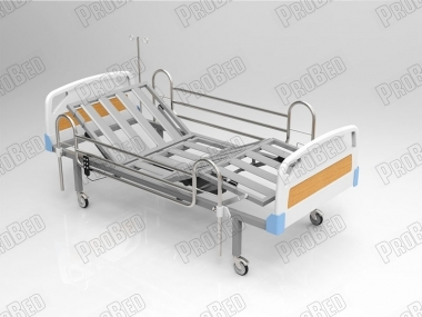 Abs Electric Motor Pontoon Railing Cot With 2 Titled Moving Systems
