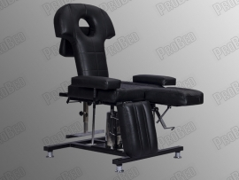 Hidrolikli Professionelle Tattoo Stuhl (Höhenverstellbar)