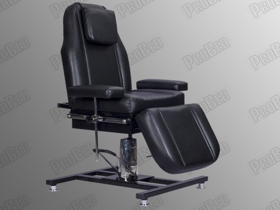 Hidrolikli Classic Tattoo Chair (Height Adjustable)