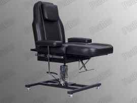 Hidrolikli Classic Tattoo Chair (Height Adjustable)