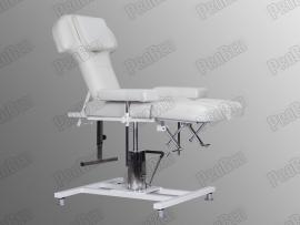 Hautpflege Hidrolikli Sitz (Höhenverstellbar)