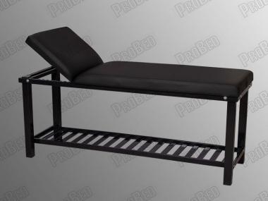 Dizayn Bakım Masası - Sırt Kısmı Hareketli - Siyah