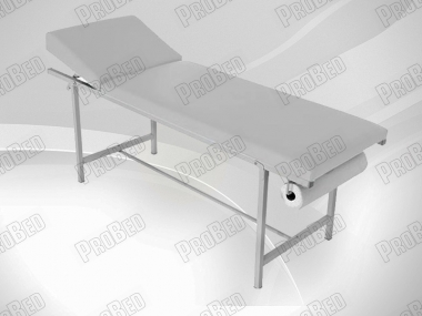 The Examination Table Folding Legs (Towel Dispenser Apparatus)