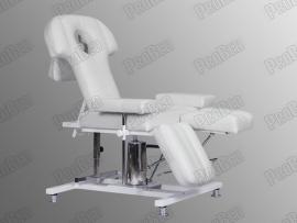 Hautpflege Hidrolikli Sitz Double-Footed (Höhenverstellbar)