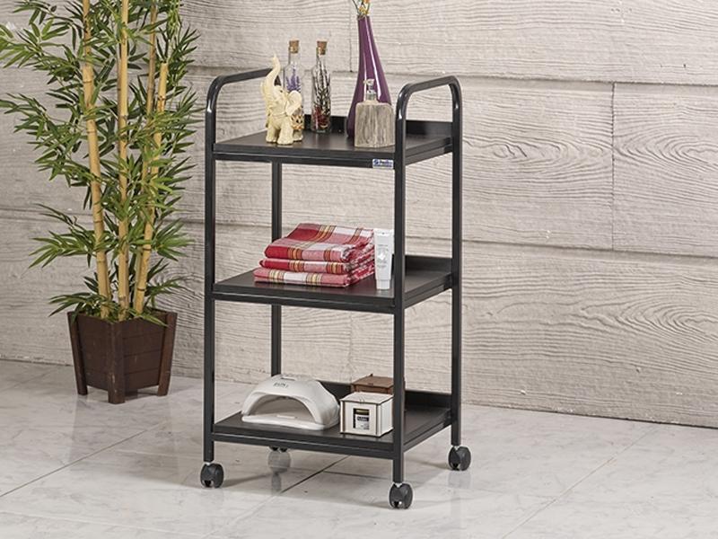 dizayn-cihaz-tasima-ve-setup-sehpasi-3-rafli-siyah